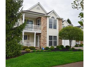Property for sale at 346 W Legend Court C, Highland Heights,  Ohio 44143