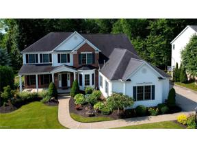 Property for sale at 370 Chadwick Drive, Aurora,  Ohio 44202