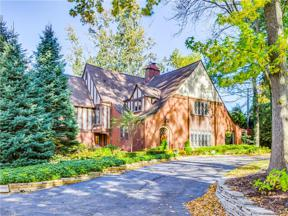 Property for sale at 93 E Fairlawn Boulevard, Akron,  Ohio 44313