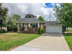 Property for sale at 1665 Roselawn Road, Mayfield Heights,  Ohio 44124