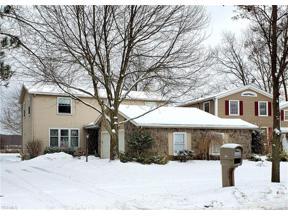 Property for sale at 851 Nautilus Trail, Aurora,  Ohio 44202