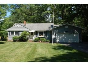 Property for sale at 4277 Canterbury Road, North Olmsted,  Ohio 44070
