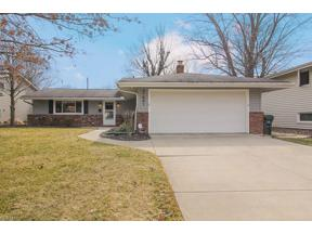 Property for sale at 21861 Sherwood Drive, Fairview Park,  Ohio 44126