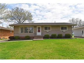 Property for sale at 6223 Nelwood Road, Parma Heights,  Ohio 44130