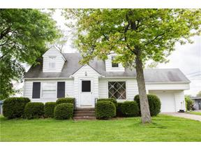Property for sale at 3640 W 232nd Street, North Olmsted,  Ohio 44070