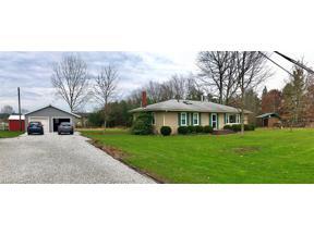 Property for sale at 14667 Mount Eaton Road, Rittman,  Ohio 44270