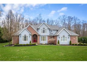Property for sale at 1889 Stone Ridge Drive, Hinckley,  Ohio 44233