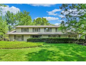 Property for sale at 22855 Canterbury Lane, Shaker Heights,  Ohio 44122