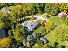 Property for sale at 7511 Crown Point Drive, Hudson,  Ohio 44236