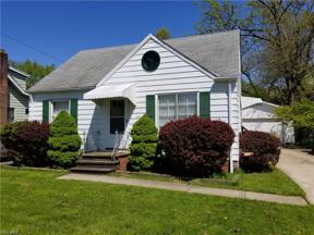 Property for sale at 1371 Iroquois Avenue, Mayfield Heights,  Ohio 44124