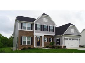 Property for sale at 1529 Brentfield Drive NW, Wadsworth,  Ohio 44281