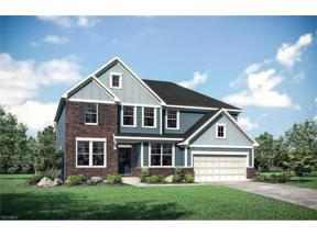 Property for sale at 1293 Quail Ridge Drive, Valley City,  Ohio 44280