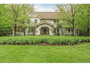 Property for sale at 17300 S Park Boulevard, Shaker Heights,  Ohio 44120