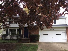 Property for sale at 990 Bryan Drive, South Euclid,  Ohio 44121