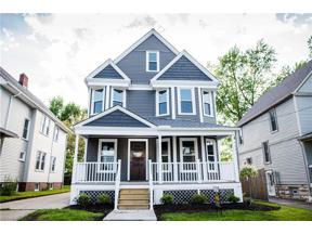 Property for sale at 1496 Elmwood Avenue E, Lakewood,  Ohio 44107