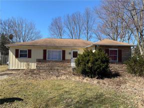 Property for sale at 16722 Indian Hollow Road, Lagrange,  Ohio 44050
