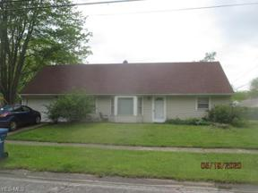 Property for sale at 699 Irving Park Boulevard, Sheffield Lake,  Ohio 44054