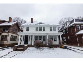 Property for sale at 2637 Colchester Road, Cleveland Heights,  Ohio 44106