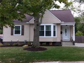 Property for sale at 6063 Maplecliff Drive, Parma Heights,  Ohio 44130