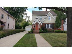 Property for sale at 5103 Spencer Road, Lyndhurst,  Ohio 44124