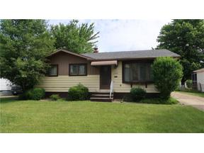 Property for sale at 16320 Cynthia Drive, Brook Park,  Ohio 44145