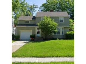 Property for sale at 3899 Princeton Boulevard, South Euclid,  Ohio 44121