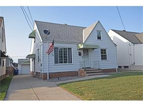 Property for sale at 6300 Delora Avenue, Brooklyn,  Ohio 44144