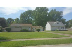 Property for sale at 13433 Settlement Acres Drive, Brook Park,  Ohio 44142