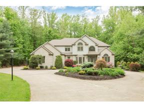 Property for sale at 9720 Weathertop Lane, Chagrin Falls,  Ohio 44023