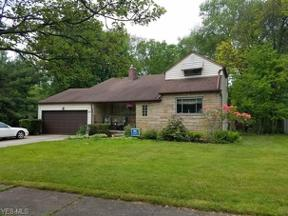 Property for sale at 7362 Markal Drive, Middleburg Heights,  Ohio 44130