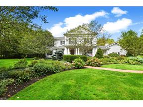 Property for sale at 1230 W Hill Drive, Gates Mills,  Ohio 44040