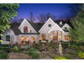 Property for sale at 50 Falls Creek Circle, Moreland Hills,  Ohio 44022