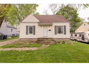 Property for sale at 405 Crystal Street, Akron,  Ohio 44305