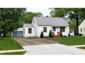 Property for sale at 644 Fair Street, Berea,  Ohio 44017