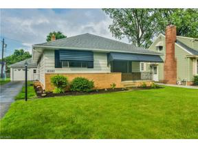 Property for sale at 16582 Brinbourne Avenue, Middleburg Heights,  Ohio 44130