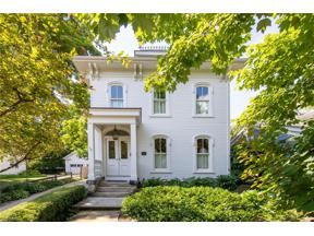 Property for sale at 47 E Orange Street, Chagrin Falls,  Ohio 44022