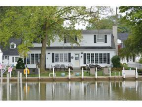 Property for sale at 5105 Park Drive, Vermilion,  Ohio 44089