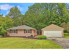 Property for sale at 2461 Windy Hill Drive, Pepper Pike,  Ohio 44124