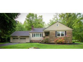 Property for sale at 28550 Pike Drive, Chagrin Falls,  Ohio 44022