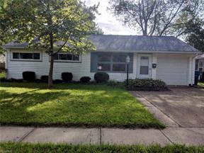 Property for sale at 373 Adrian Drive, Berea,  Ohio 44017
