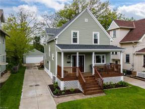Property for sale at 1250 Saint Charles Avenue, Lakewood,  Ohio 44107