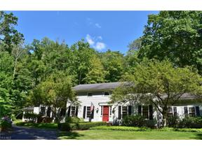 Property for sale at 937 Chagrin River Road, Gates Mills,  Ohio 44040