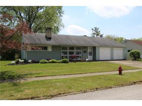 Property for sale at 423 Pattie Drive, Berea,  Ohio 44017