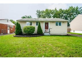 Property for sale at 15589 Southway Drive, Brook Park,  Ohio 44142