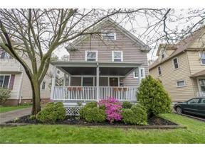 Property for sale at 1528 Rockway Ave, Lakewood,  Ohio 44107