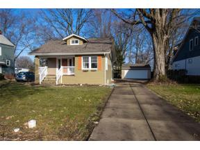Property for sale at 21372 Northwood Avenue, Fairview Park,  Ohio 44126