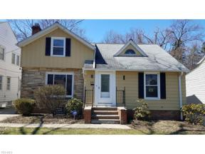 Property for sale at 1310 Dorsh Road, South Euclid,  Ohio 44121