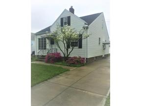 Property for sale at 4207 Brookway Ln, Brooklyn,  Ohio 44144