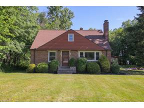 Property for sale at 6705 Hillside Road, Independence,  Ohio 44131