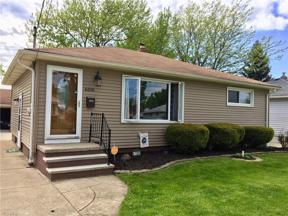 Property for sale at 6106 Stark Drive, Brook Park,  Ohio 44142